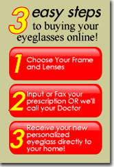 Select from eyeglass frames, eyewear frames, designer frames, rimless frames, sports frames, safety frames