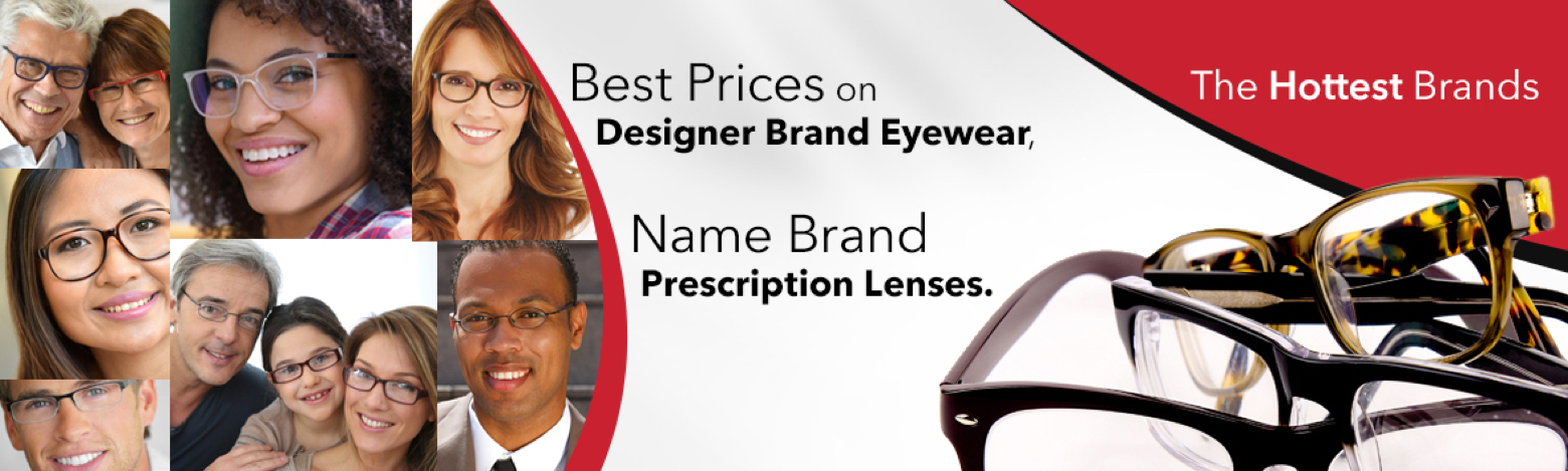 Designer Eyewear, Eyeglasses, Varilux Prescription Lenses