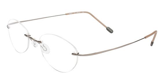 Marchon Airlock 720/27 rimless eyewear eyeglasses