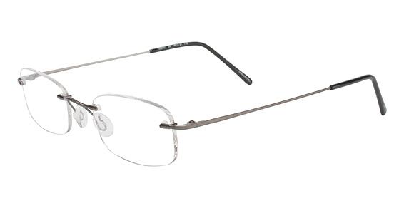 8192553869 Marchon Airlock 760 10 Marchon Airlock 760 10 rimless eyewear eyeglasses