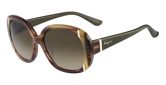 485183e9cdf Salvatore Ferragamo SF674S (Sun) - Rx Frames N Lenses Ltd.