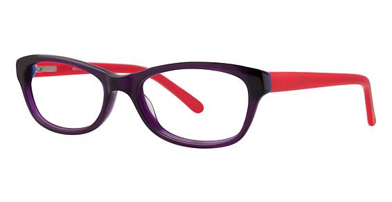 Purple/Coral
