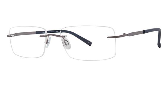 Black Invincilites Sigma W Mens Eyeglass Frames