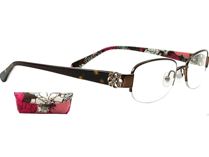 eb725abba98 Vera Bradley Eyewear Eyeglasses - Rx Frames N Lenses Ltd.
