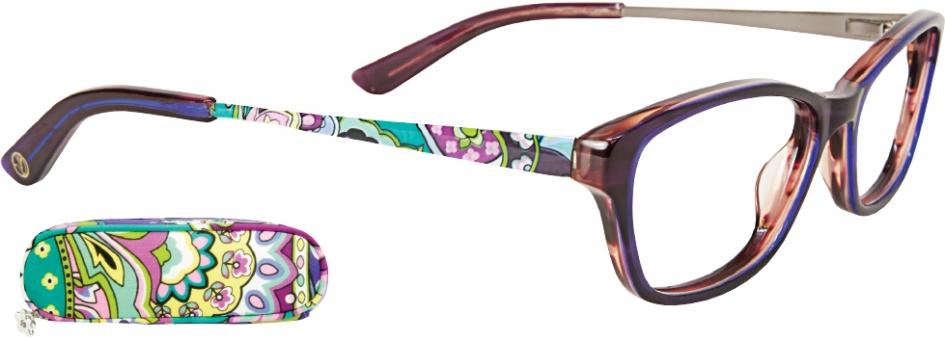 Vera Bradley Girlfriends Eyewear Eyeglasses - Rx Frames N Lenses Ltd.