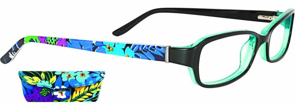 4634a95695 Vera Bradley Eyewear Eyeglasses - Rx Frames N Lenses Ltd.