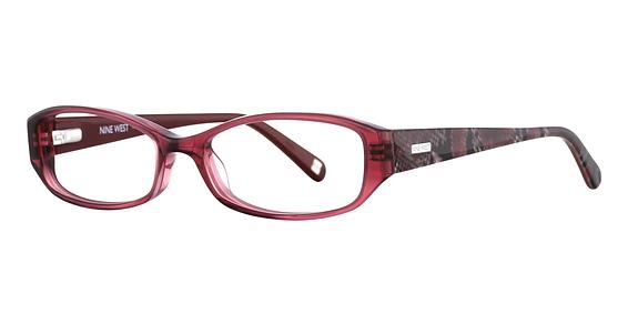 Eyeglasses NINE WEST NW5114 434 CRYSTAL NAVY