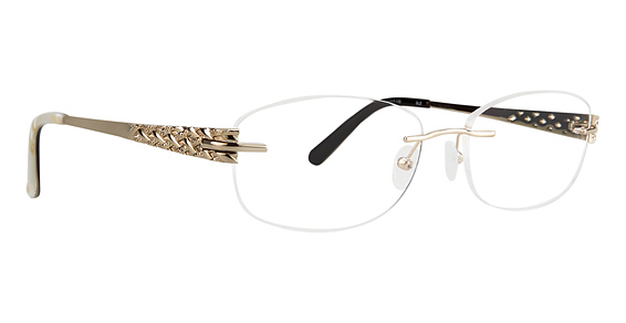 Totally Rimless TR 243 Arabesque