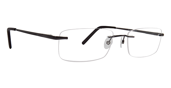 Totally Rimless TR 255 Reaction