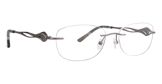 Totally Rimless TR 242 Pave