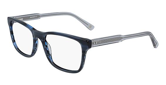 4001 001 BLACK Eyeglasses MARCHON M