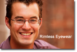 Rimless Eyeglasses